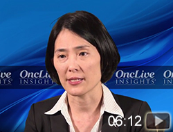 Experience with Ceritinib for ALK+ NSCLC