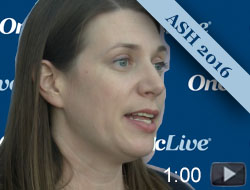 Dr. Woyach on a Study Combining MOR208 With Lenalidomide for the Treatment of CLL
