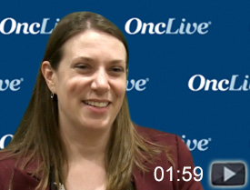 Dr. Woyach on the Design of the Ongoing Alliance A041702 Trial in CLL