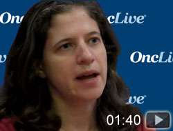 Dr. Saenger on Ongoing Research in Melanoma
