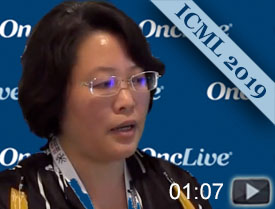 Dr. Song on Zanubrutinib Activity in Relapsed/Refractory MCL