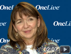 Dr. Yardley on the D-CARE Trial in Women With High-Risk Early Breast Cancer