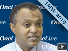 Dr. Yimer on Long-Term Proteasome Inhibition in Newly Diagnosed Myeloma