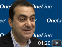 Dr. Younes Discusses FDA Approval of Nivolumab in Hodgkin Lymphoma