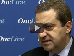 Dr. Anas Younes Discusses IPI-145 and ABT-199