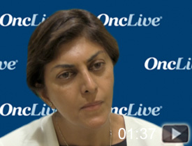 Dr. Zain on Investigational Approaches in Peripheral T-Cell Lymphoma