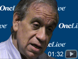Dr. Zelenetz on Treatment for Patients With CLL Who Fail on Ibrutinib or Idelalisib