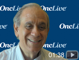Dr. Zelenetz on Anticipated Research in MCL