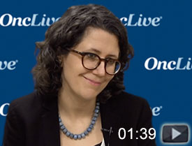 Dr. Piotrowska on Eligibility Criteria for Osimertinib in Lung Cancer Treatment
