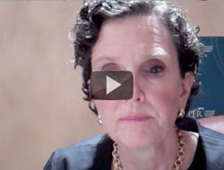 Dr. O'Shaughnessy on Avastin as Her Standard of Care