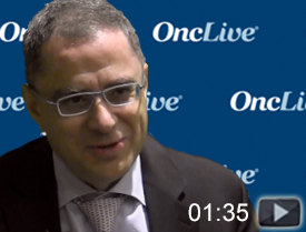 Dr. Abou-Alfa Discusses New Treatment Options in HCC