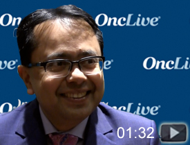 Dr. Agarwal on Treatment for Newly Diagnosed Prostate Cancer