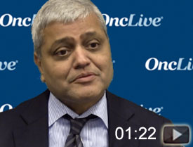 Dr. Agarwala on Entinostat for Patients with Melanoma Who Progress on PD-1/PD-L1 Blockade