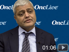 Dr. Agarwala on Impact of Combining Entinostat with Pembrolizumab