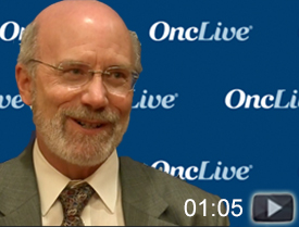 Dr. Alberts on Unmet Needs in CRC