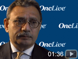 Dr. Amin on CheckMate-214 Trial in RCC