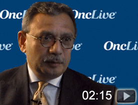 Dr. Amin on Toxicities With Immunotherapy/TKI Combinations in RCC