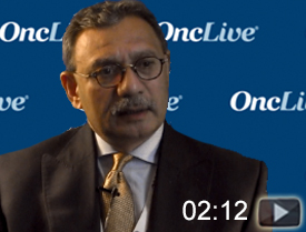 Dr. Amin on Next Steps With Immunotherapy in Advanced RCC