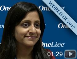 Dr. Parikh Discusses Liquid Biopsies in Gastrointestinal Cancers