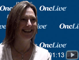 Dr. Arend on Niraparib With Bevacizumab in Ovarian Cancer