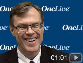 Dr. Drake Discusses the CARMENA Trial in Metastatic RCC