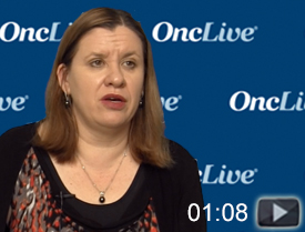 Dr. Atkinson Discusses BRAF-Mutant Metastatic Melanoma