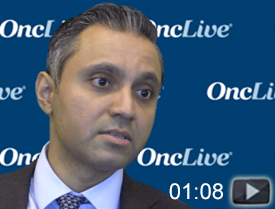 Dr. Balar on Improved Outlook in Metastatic Bladder Cancer