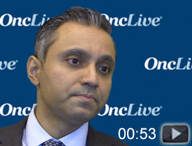 Dr. Balar on Biomarkers of Immunotherapy Response in Bladder Cancer