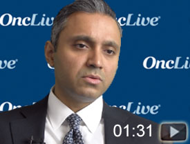 Dr. Balar Discusses Study of Immunotherapy Combination in Bladder Cancer