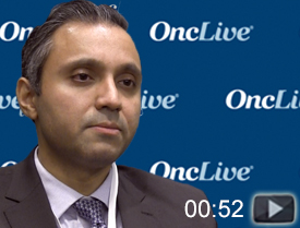 Dr. Balar Discusses the Impact of Immunotherapy on Bladder Cancer
