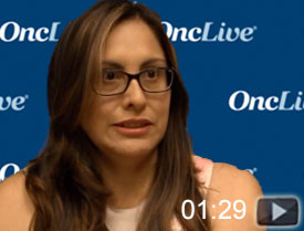 Dr. Barrientos on Important Considerations for Patients with MCL