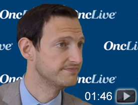 Dr. Bauml on Locally Ablative Therapy in Oligometastatic NSCLC