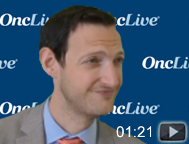Dr. Bauml on the Use of Immunotherapy in Oligometastatic NSCLC