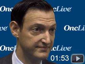 Dr. Bauml on Treatment For Oligometastatic NSCLC