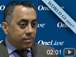Dr. Saab on Napabucasin With Gemcitabine and Nab-Paclitaxel in Pancreatic Adenocarcinoma