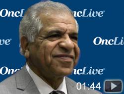Dr. Chandra Belani on Atezolizumab in NSCLC