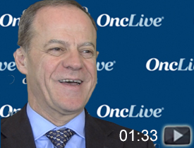 Dr. Bellmunt on Immunotherapy Plus IDO in Urothelial Carcinoma