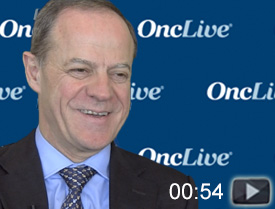 Dr. Bellmunt on Immunotherapy Combination Trials in Bladder Cancer