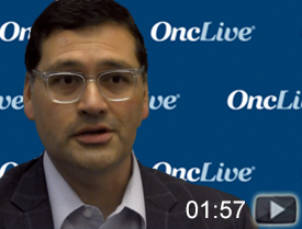 Dr. Berdeja on Treatment of Patients With Newly Diagnosed Myeloma