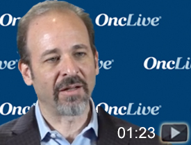 Dr. Berk on Immunotherapy Options for Patients With Colon Cancer