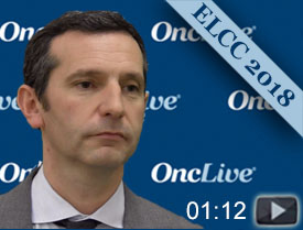 Dr. Besse Discusses Challenges Facing Stage IV NSCLC