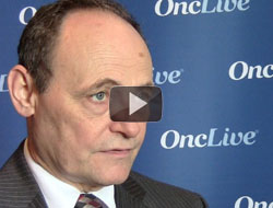 Dr. Birrer on PARP Inhibitors in Ovarian Cancer