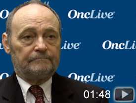 Dr. Birrer on PARP Inhibitors in Ovarian Cancer