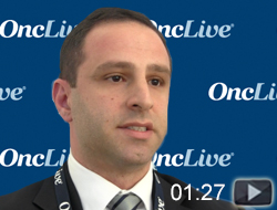 Dr. Randy Sweis on Impact of Atezolizumab Approval in Bladder Cancer