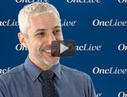 Dr. Blinderman on Early Palliative Care for Patients With Metastatic Disease