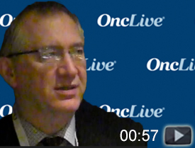 Dr. Blumenschein on Immunotherapy Combinations in NSCLC