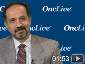 Dr. Borghaei Discusses the PACIFIC Trial in Lung Cancer