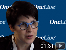 Dr. Bradley on Next Steps for Research in Nonmetastatic Prostate Cancer