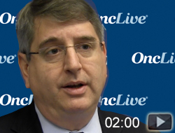 Dr. Harold J. Burstein on CDK4/CDK6 Inhibitor Abemaciclib in Breast Cancer
