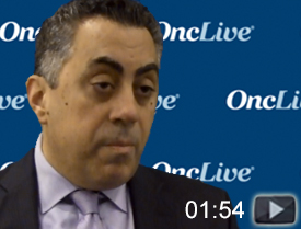 Dr. Bekaii-Saab on Challenges With Precision Medicine in CRC